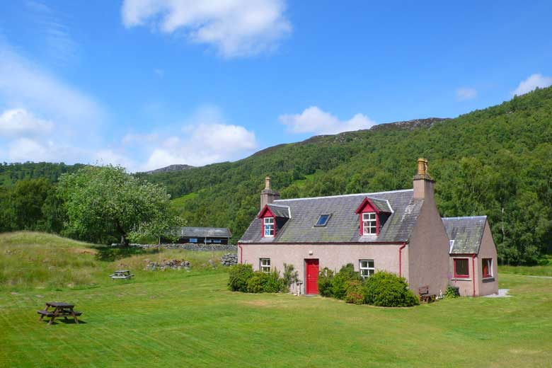 Culligran Cottages Glen Strathfarrar