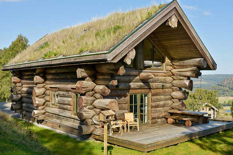 Eagle Brae Luxury Log Cabins