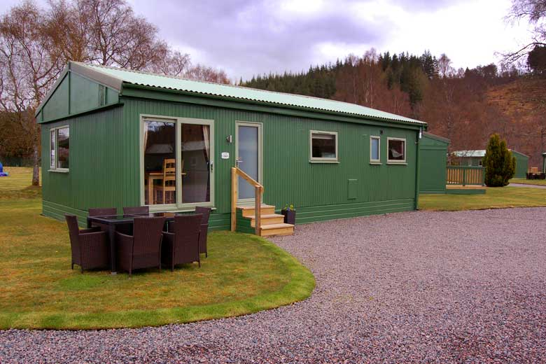 Glen Affric Holiday Park Cannich Strathglass