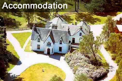 Holiday accommodation Glen Affric
