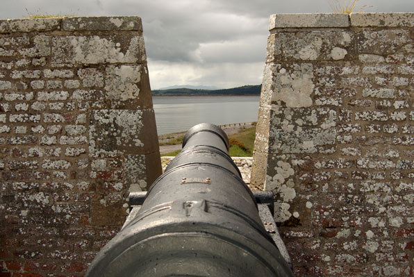 Fort George Canon
